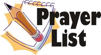 PrayerList1